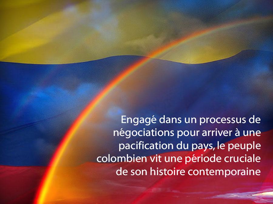 Colombie Un Courageux Processus De Paix Antennes De Paix