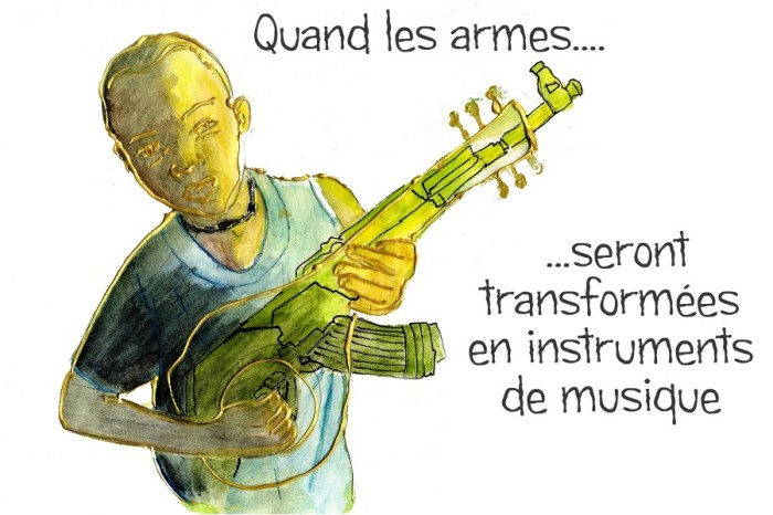 armes-transformees-intruments-musique